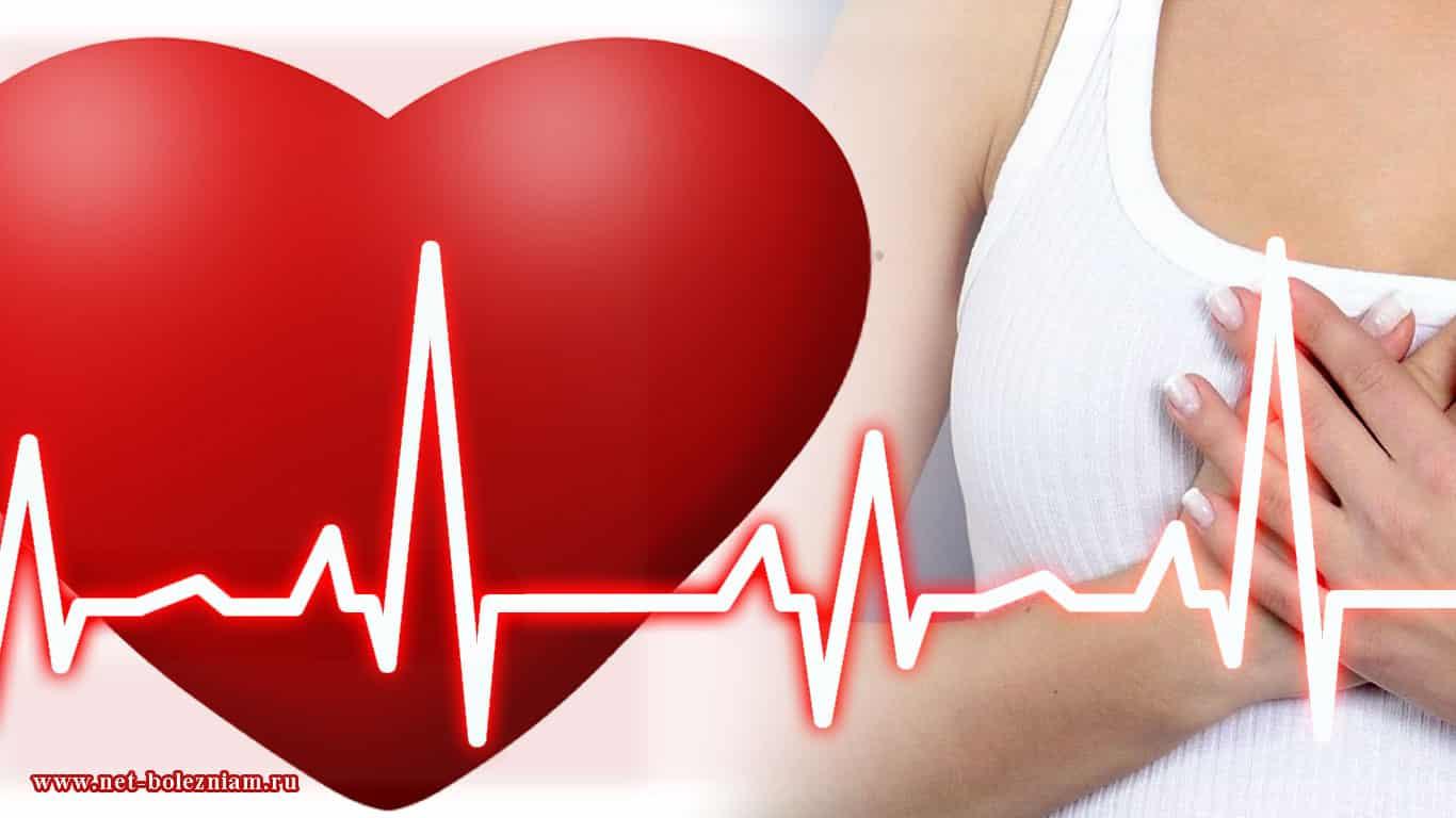 Стенокардия - ухудшение питания сердца кислородом